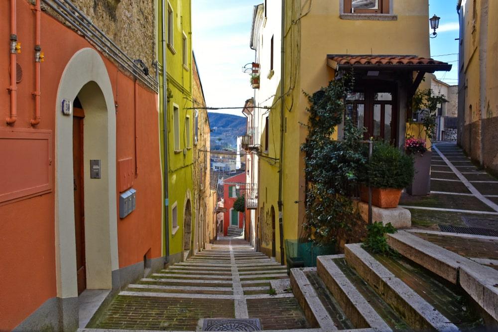 Un borgo di Campobasso